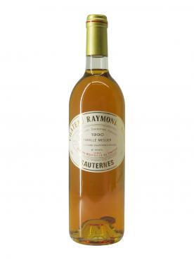 Château Raymond-Lafon 1990 Bouteille (75cl)