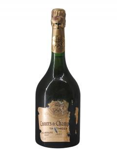 Champagne Taittinger Comtes de Champagne Rosé Brut 1983 Bouteille (75cl)