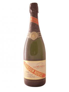 Champagne Mumm Cordon Rouge Brut 1988 Bouteille (75cl)