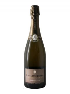 Champagne Louis Roederer Brut 2012 Bouteille (75cl)