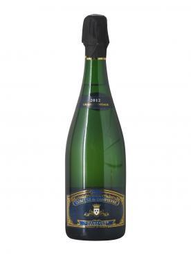 Champagne Comte Audoin de Dampierre Grand Vintage Brut Grand Cru 2012 Bouteille (75cl)