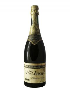 Champagne Fred Leroux Brut 1958 Bouteille (75cl)