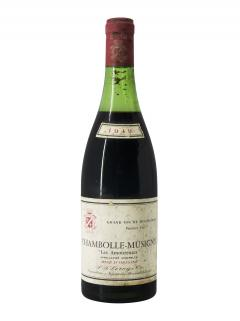 Chambolle-Musigny 1er Cru Les Amoureuses Leroy SA 1949 Bouteille (75cl)