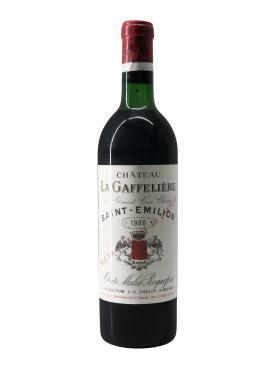 Château La Gaffelière 1966 Bouteille (75cl)