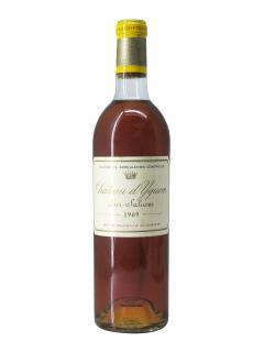 Château d'Yquem 1969 Bouteille (75cl)