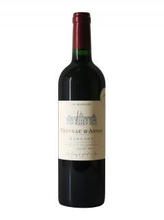 Château d'Arsac 2016 Bouteille (75cl)