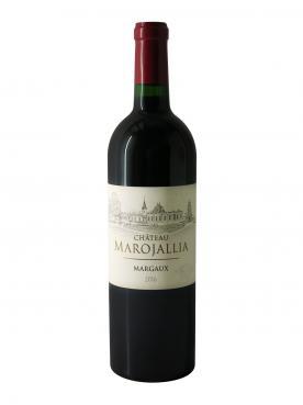 Château Marojallia 2016 Bouteille (75cl)