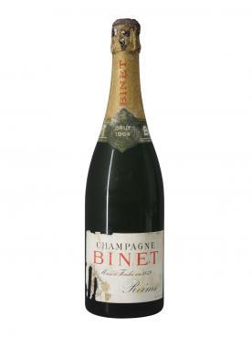 Champagne Binet Brut 1964 Bouteille (75cl)