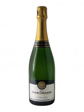 Champagne Guy Charlemagne Brut Classic Non millésimé Bouteille (75cl)