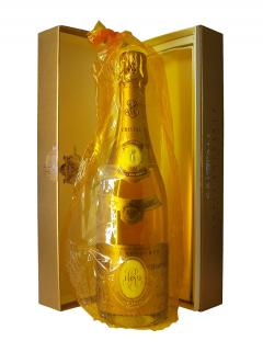 Champagne Louis Roederer Cristal Brut 1989 Bouteille (75cl)
