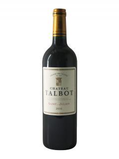 Château Talbot 2016 Bouteille (75cl)