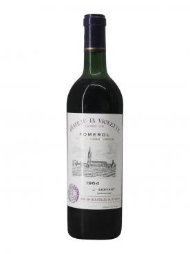 Château La Violette 1964 Bouteille (75cl)