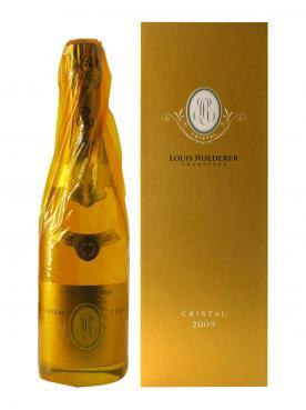 Champagne Louis Roederer Cristal Brut 2009 Bouteille (75cl)
