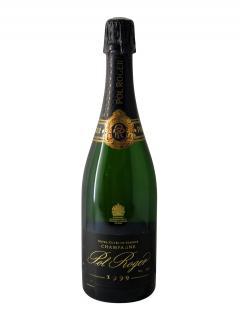 Champagne Pol Roger Extra Cuvée de Réserve Brut 1999 Bouteille (75cl)
