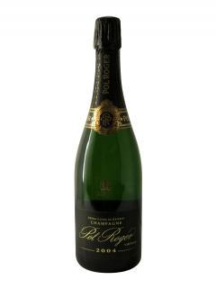 Champagne Pol Roger Extra Cuvée de Réserve Brut 2004 Bouteille (75cl)