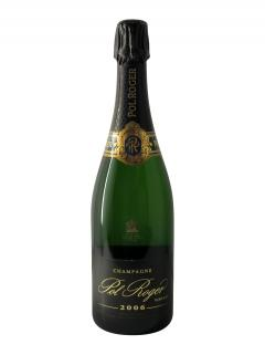 Champagne Pol Roger Brut 2006 Bouteille (75cl)