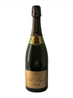 Champagne Pol Roger Rosé Brut 2006 Bouteille (75cl)