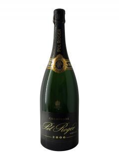 Champagne Pol Roger Brut 2006 Magnum (150cl)