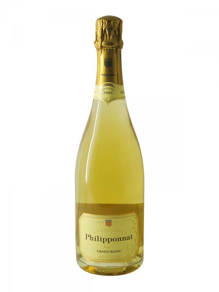 Champagne Philipponnat Grand Blanc Brut 2005 Bouteille (75cl)