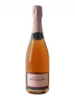 Champagne Bonnaire Rosé Non millésimé Bouteille (75cl)