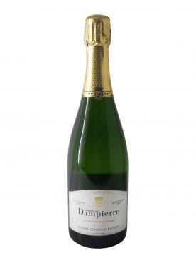 Champagne Comtes de Dampierre Cuvée du Général Patton  Blanc de Blancs Brut Grand Cru Non millésimé Bouteille (75cl)