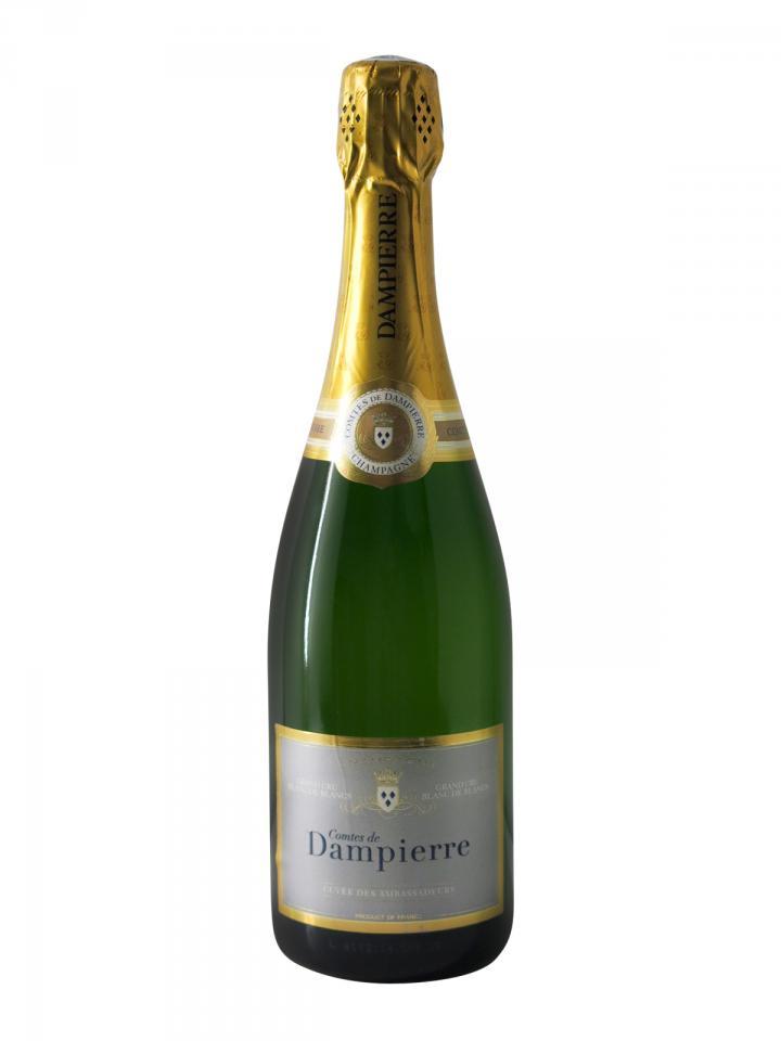 Champagne Comte Audoin de Dampierre Cuvée des Ambassadeurs Blanc de Blancs Brut Grand Cru Non millésimé Bouteille (75cl)