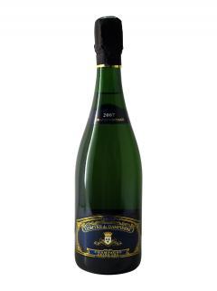 Champagne Comte Audoin de Dampierre Grand Vintage Brut Grand Cru 2007 Bouteille (75cl)