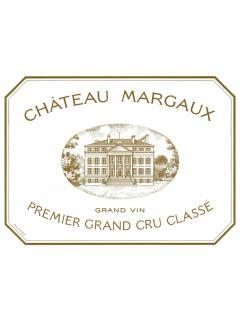 Château Margaux 1988 Bouteille (75cl)
