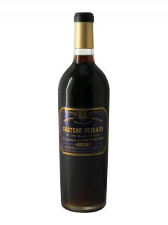 Château Guiraud 1929 Bouteille (75cl)