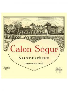 Château Calon-Ségur 1953 Bouteille (75cl)