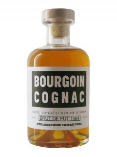 Cognac Brut de Fut Bourgoin 1994 Demie bouteille (35cl)