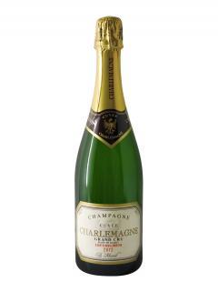 Champagne Guy Charlemagne Cuvée Charlemagne - Les Coulmets Blanc de Blancs Grand Cru 2012 Bouteille (75cl)