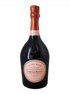 Champagne Laurent Perrier Cuvée Rosé Brut Non millésimé Bouteille (75cl)