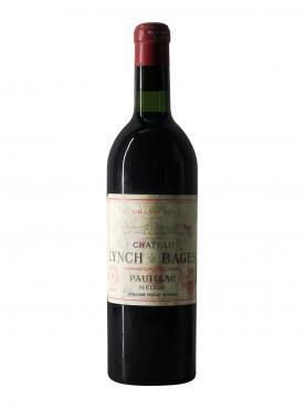 Château Lynch Bages 1961 Bouteille (75cl)