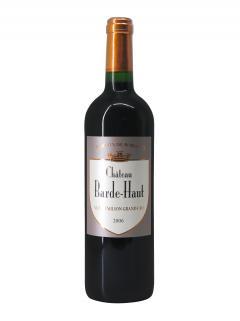 Château Barde-Haut 2006 Caisse bois d'origine de 12 bouteilles (12x75cl)