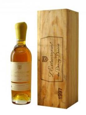 Château Doisy-Daëne L'Extravagant de Doisy-Daene 1997 Caisse bois d'origine d'une demi bouteille (1x37.5cl)