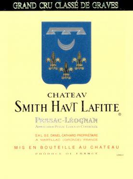 Château Smith Haut Lafitte 2014 Caisse bois d'origine de 6 magnums (6x150cl)