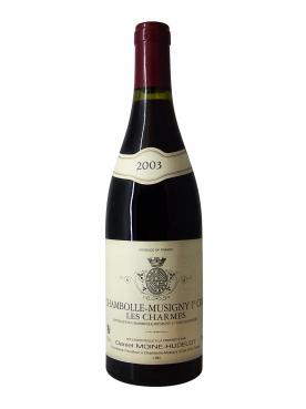Chambolle-Musigny 1 er Cru Les Charmes Daniel Moine-Hudelot 2003 Bouteille (75cl)