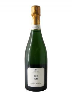 Champagne Franck Bonville Pur Oger Blanc de Blancs Grand Cru 2012 Bouteille (75cl)