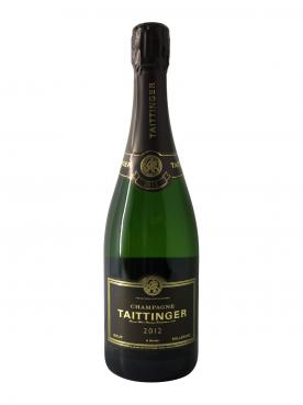 Champagne Taittinger Brut 2012 Bouteille (75cl)
