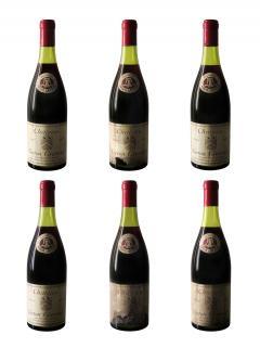 Corton Grand Cru Grancey Louis Latour 1957 6 bouteilles (6x75cl)