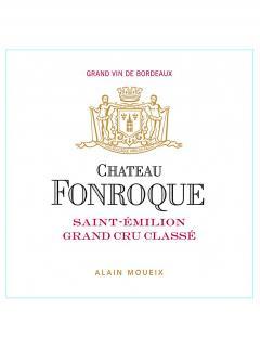 Château Fonroque 2015 Caisse bois d'origine de 6 bouteilles (6x75cl)
