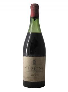Musigny Grand Cru Domaine Comte De Vogüé 1937 Bouteille (75cl)