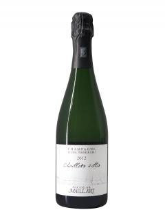 Champagne Nicolas Maillart Chaillots Gillis 1er Cru 2012 Bouteille (75cl)
