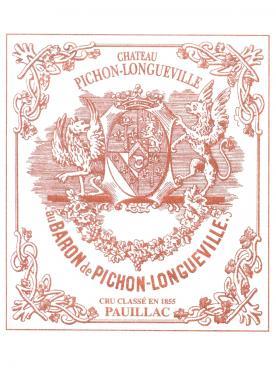 Château Pichon-Longueville Baron 1988 Bouteille (75cl)