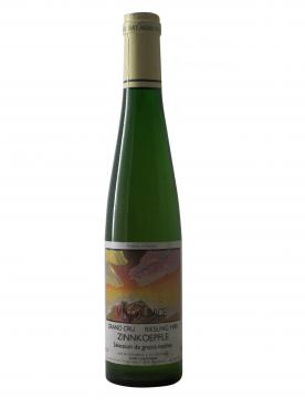 Riesling Grand Cru Zinnkoepfle Sélection de Grains Nobles Seppi Landmann 1988 Demie bouteille (37.5cl)