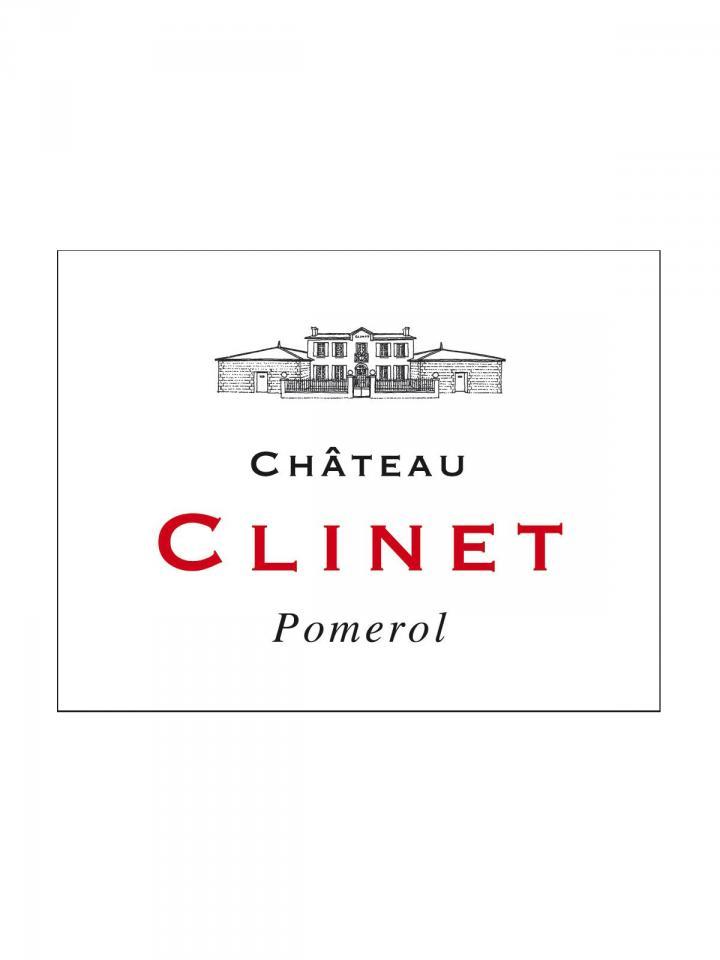 Château Clinet 2013 Caisse bois d'origine de 6 bouteilles (6x75cl)