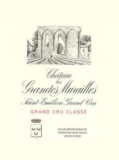 Château Les Grandes Murailles 1977 Bouteille (75cl)