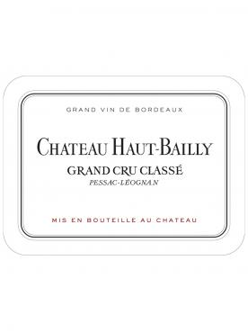 Château Haut-Bailly 1988 Bouteille (75cl)