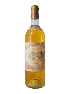 Château Caillou 1978 Bouteille (75cl)